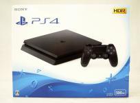 SONY プレイステーション4 CUH-2100A B01 500GB ジェットブラック PS4 プレステ4 ソニー ゲーム機 本体