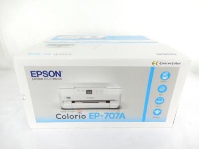 エプソン EPSON カラリオ EP-707A プリンター