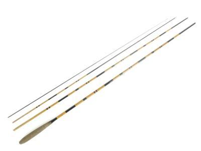 SHIMANO 朱紋峰 嵐水 12尺 十二尺 へら竿 釣具