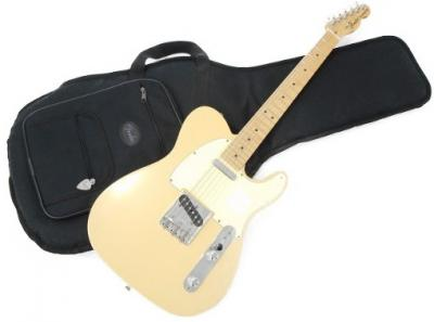 Fender フェンダー Telecaster テレキャスター USA Zシリアル 弦楽器 音楽 演奏 楽器 ソフトケース 付き