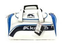 キャスコ ボストンバック KS-182 ホワイト/ブルー