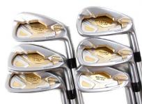 HONMA 本間ゴルフ BERES ベレス IS-05 6-11 ゴルフ アイアン セット 星3 Fujikura フジクラ MCI 50 R