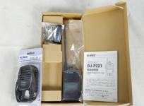 ALINCO アルインコ DJ-P221トランシーバー イヤホンマイク EME-36A EMS-62 付
