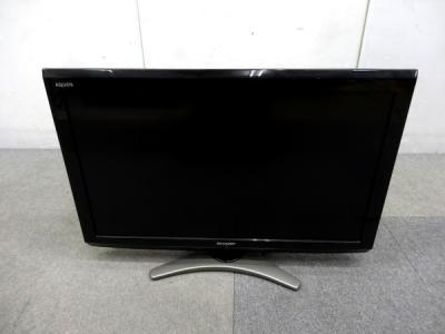 SHARP シャープ AQUOS LC-32E8 B 液晶テレビ 32V型 ブラック