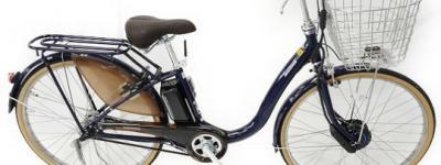 ブリジストン 電動自転車 F6RB48 フロンティア 26インチ アシスト 両輪駆動 3段変速 サイクリング 大型