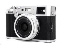 FUJIFILM 富士フィルム デジタル カメラ X100F-S Silver Argent