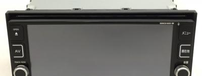 日産純正ナビ MM316D-W ベーシックナビ 16年度版