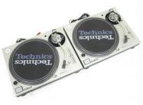 Technics テクニクス SL-1200MK3D ターンテーブル レコードプレーヤー 2台 セット