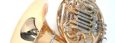 YAMAHA ヤマハ YHR-869GD カスタム ホルン ゴールド 選定品証明書 付き 管楽器