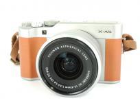 FUJIFILM X-A5 XC 15-45mm 1:3.5-5.6 OIS PZ ミラーレス 一眼 レンズキット カメラ