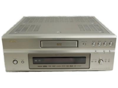 DENON DVDプレーヤー DVD-A1XV UPGRADED シルバー