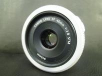 Canon キャノン EF 40mm 2.8 STM レンズ 一眼レフ カメラ