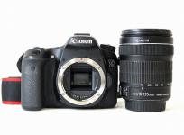 CANON 一眼レフ EOS 70D 18-135 レンズ キット デジタル カメラ キヤノン