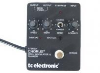 tc electronic STEREO CHORUS + ステレオコーラス エフェクター
