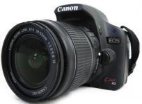 Canon キヤノン EOS Kiss X3 レンズ 18-55mm 1:3.5-4.5 一眼 レフ カメラ レンズキット