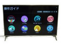 LG 49型 液晶テレビ 49UJ6100 4K対応 LED 映像 家電大型