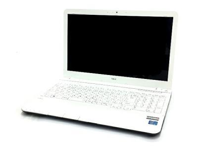 NEC LaVie S LS450/JS1YW PC-LS450JS1YW ノートパソコン i3-3110M 4GB 750GB Win8