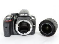Nikon ニコン 一眼レフ D5300 AF-P 18-55 VR レンズキット デジタルカメラ