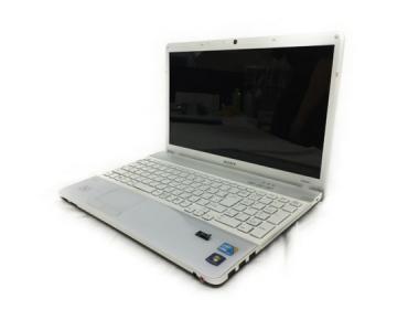 SONY VAIO VPCEB39FJ ノート PC 15.5型 i5 M460 2.53GHz 4GB HDD500GB Win7 Home 64bit ブルー
