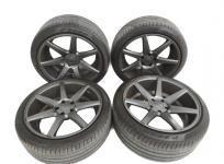 VOSSEN タイヤ ホイール CV7 20インチ 10.5J✕20H2 9.0✕20H2 275/35 245/40 R20 セット 大型