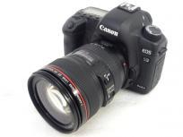 Canon キャノン EOS 5D MarkII 24-105mm レンズ キット デジタル 一眼レフ カメラ