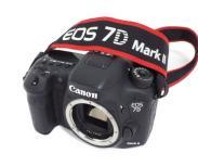 Canon キヤノン EOS 7D Mark II デジタル 一眼レフ カメラ ボディ