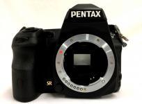 RICOH PENTAX K-3II デジタル一眼レフカメラ ボディ 総シャッター回数 10回以下