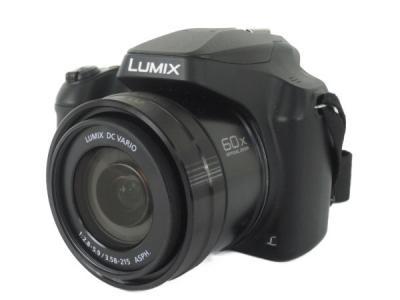 Panasonic デジタルカメラ ルミックス FZ85 ブラック DC-FZ85-K