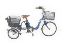 フランスベッド Reha Tech ASU-3WT3 電動アシスト 三輪 自転車 楽