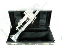 Bach Stradivarius Model 37 ML トランペット ハードケース付