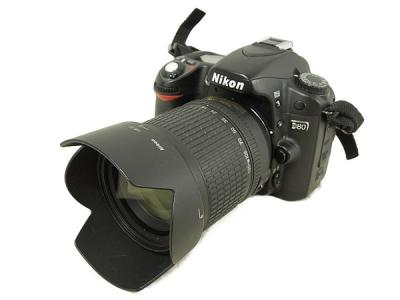 Nikon ニコン D80 ボディ デジタル 一眼レフ カメラ デジイチ