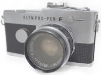 オリンパス PEN F ZUIKO AUTO-S 38mm F1.8