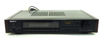 SONY ソニー ST-S333ESXII AM/FM チューナー オーディオ