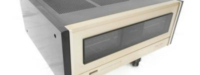 Accuphase アキュフェーズ P-500L ステレオ パワーアンプ 音響 オーディオ