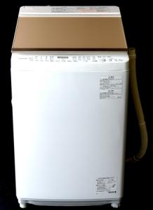 TOSHIBA 東芝 ZABOON AW-10SVE4(N)全自動 洗濯乾燥機 10.0kg 家電 大型