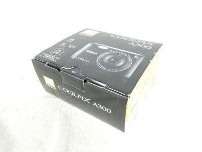 Nikon ニコン カメラ COOLPIX A300 SnapBridge wifi NFC コンパクトデジタルカメラ