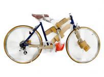 THE PARK スタッガート SM65 スポーツ 自転車 サイクリング 大型