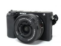 ソニー SONY α6300 ILCE-6300L パワーズームレンズキット デジタル 一眼 カメラ