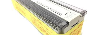 三菱 シーケンサ FX2N-128MT PLC MELSEC 端子台タイプ シーケンス 拡張機器 64点 DC24V シンク トランジスタ シンク
