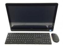 DELL デル Inspiron 20 3052 液晶一体型 デスクトップ パソコン PC 19.5型 Pentium J3710 1.6GHz 4GB HDD1TB Win10 Home 64bit ブラック