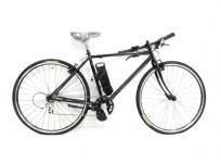 The PARK e-bike P7HE クロスバイク 電動 アシスト 自転車 機器 機材 大型