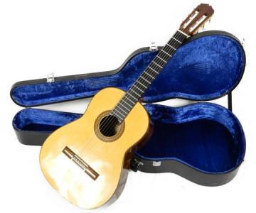 Yukinobu Chai NO.10 茶位幸信 クラシックギター ハードケース付