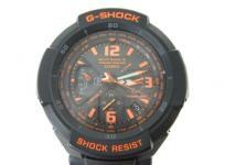 CASIO G-SHOCK SKY COCKPIT GW-3000B-1AJF メンズ 腕時計 ブラック