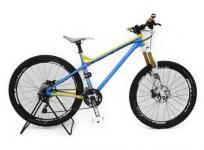 Production Privee プロダクション プリビー マウンテンバイク フレーム ブルー サドル BEL-AIR 自転車 大型