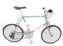Bianchi ビアンキ minivelo 7 ミニベロ チェレステクラシコ 20インチ 480mm 自転車 大型