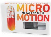 BREX METAL LED BULB MICRO MOTION メタル LEDバルブ マイクロモーション BRC775 HB4タイプ