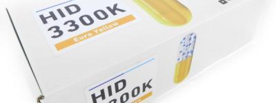 BREX ブレックス HID H7 3300K ユーロ イエロー HID システム