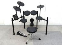 Alesis NITRO KIT 電子 ドラム ブラック 演奏 サウンド 趣味 打 楽器の買取