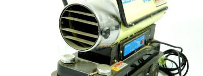 ナカトミ スポットヒーター SPH-860 ジェットヒーター ホットガン 高温 瞬間暖房 直