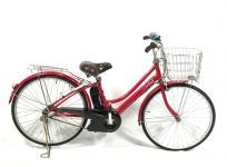 ヤマハ PAS CITY F 26型 大容量バッテリー4.0Ah リチウムイオン 3段 電動アシスト自転車 YAMAHA大型